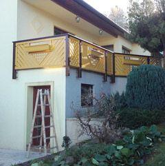Holzschutz mit Maler Klingelbrunner